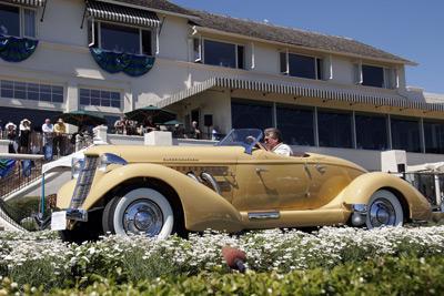 Class-E---1935-Auburn-851-S
