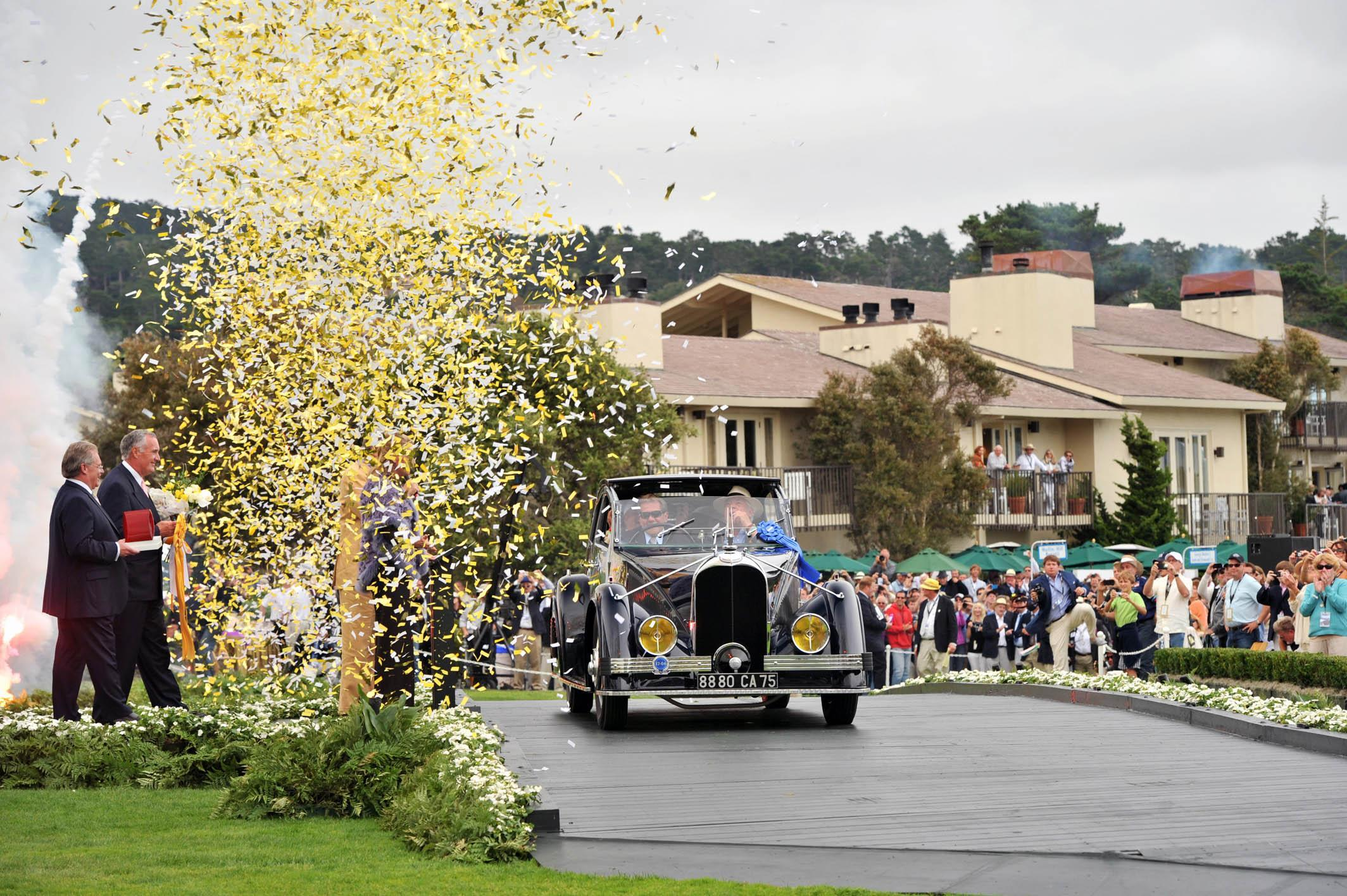 Pebble beach Show 2011