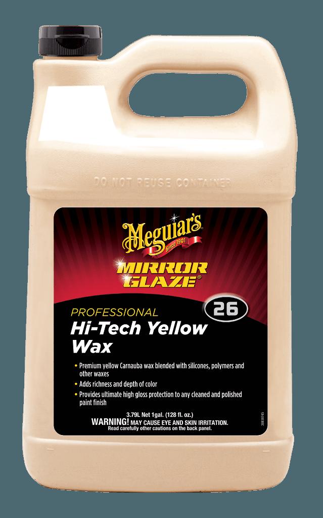 M2601 Yellowwax