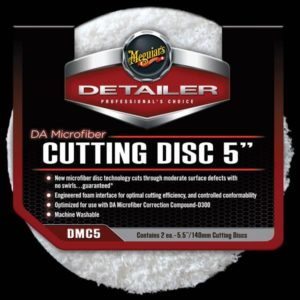 DA Microfiber Cutting Disc 5 (DMC5)