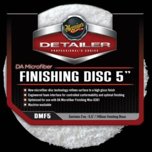 DA Microfiber Finishing Disc 5 (DMF5)
