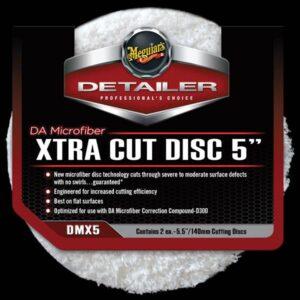 DA Microfiber Xtra Cut Disc (DMX5)