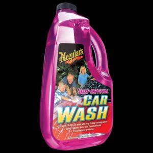Deep Crystal Car Wash (G10464)