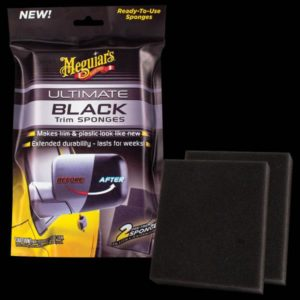Ultimate Black Sponges (G15800)