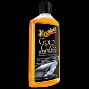 Gold Class Car Wash Shampoo & Conditioner 16oz (G7116)
