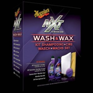Nxt Generation Wash and Wax Kit (G9977)
