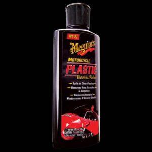 Motorcycle Plastic Cleaner/Polish (MC20506)