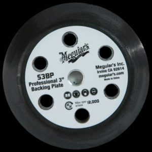 Professional Backing Plate 3