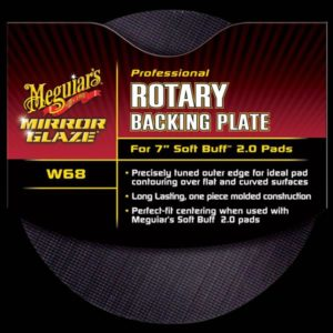 Professional Rotary Backing Plate 14 mm (W6814MM)