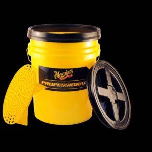 Professional Wash Bucket Combo - Yellow-black (X1196KIT2YB)