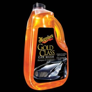 Gold Class Car Wash Shampoo & Conditioner 64oz (G7164)
