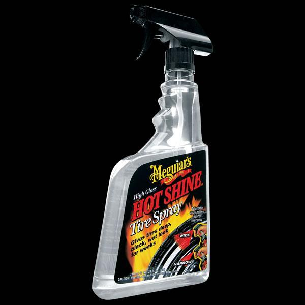 G12024 Hot Shine Tire Spray