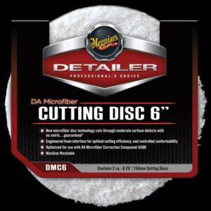 DA Microfiber Cutting Disc 6 (DMC6)