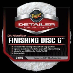 DA Microfiber Finishing Disc 6 (DMF6)