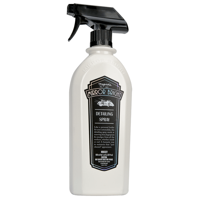mb0322 mirror bright detailing spray