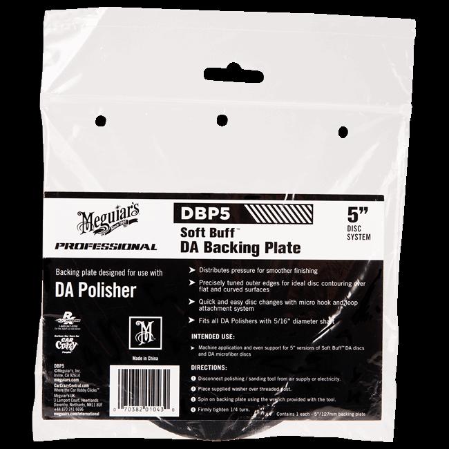 dbp5 soft buff da backing 5 2 650x650 - DA Backing Plate