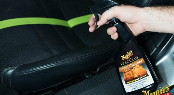 leather vinyl cleaner Meguiars